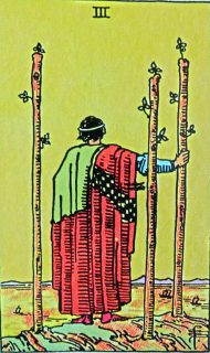three of wands mundus volubilis