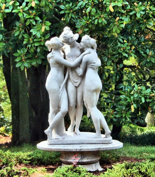three graces mundus volubilis