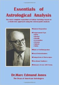 marc edmund jones - essentials of astrological analysis